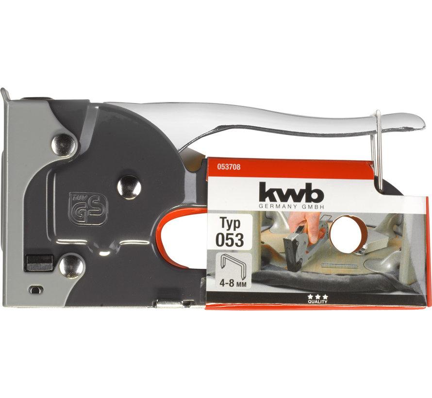 KWB Handtacker TACK 80