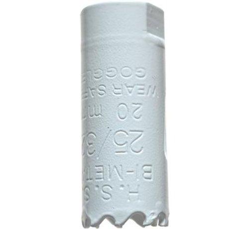 KWB KWB Gatenzaag Bimetaal HSS - CO 20mm