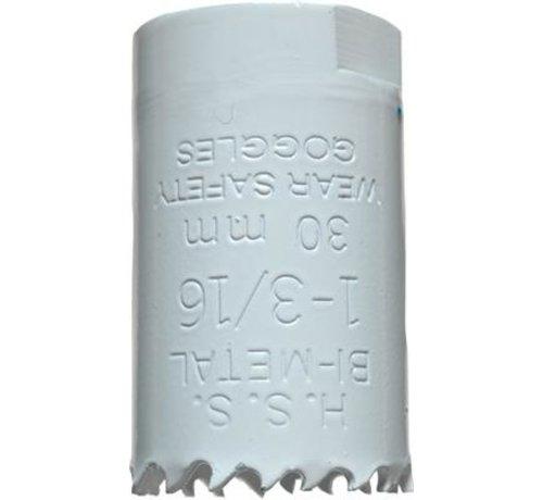 KWB KWB Gatenzaag Bimetaal HSS - CO 30mm