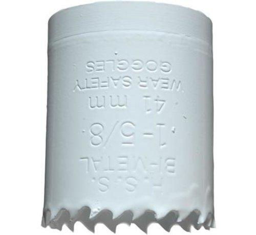 KWB KWB Gatenzaag Bimetaal HSS - CO 41mm