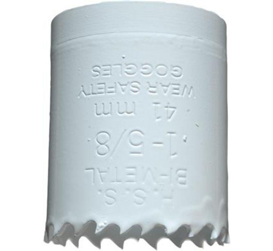 KWB Gatenzaag Bimetaal HSS - CO 41mm