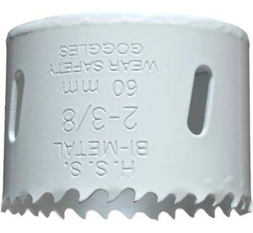 KWB KWB Gatenzaag Bimetaal HSS - CO 60mm