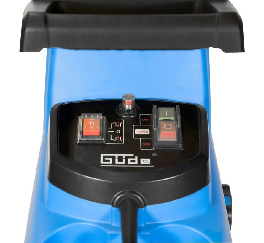 Güde GH 2801 Silent Elektrische tuinhakselaar