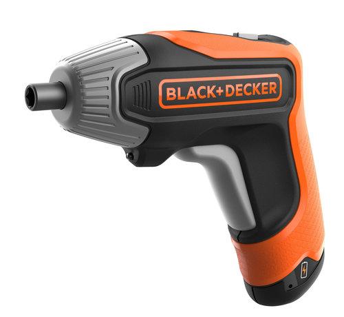 Black & Decker BLACK + DECKER 3.6V Rapid Schroevendraaier