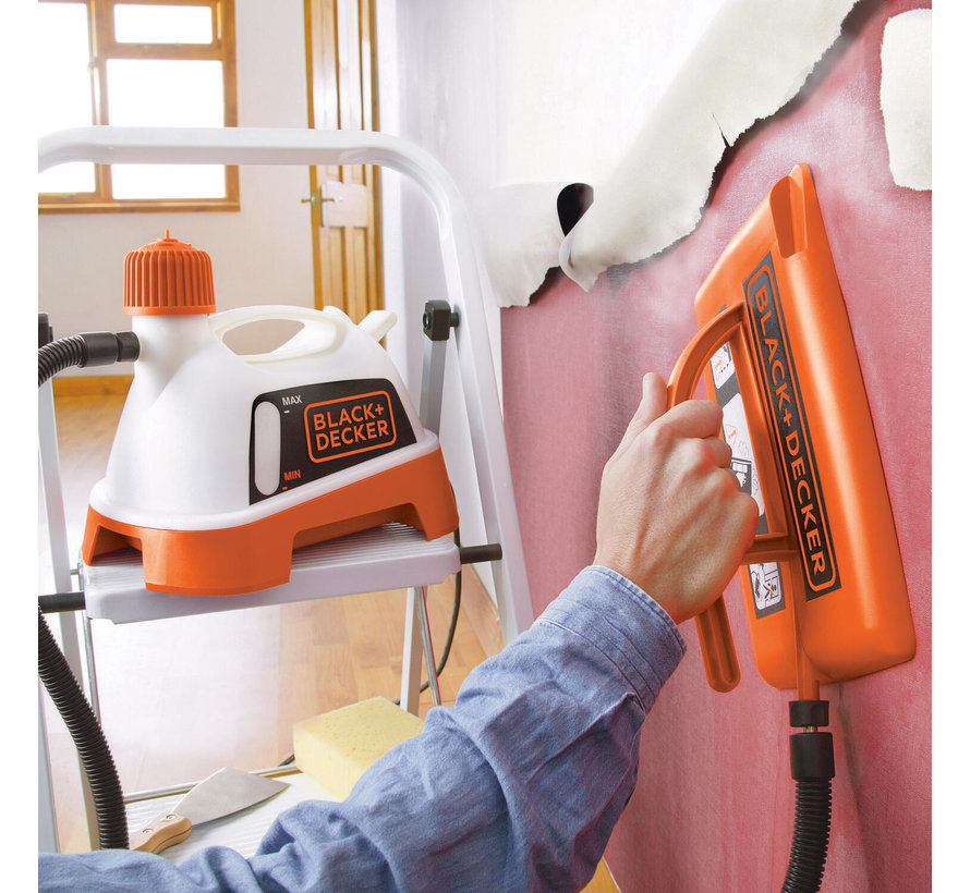 BLACK + DECKER Behangafstomer KX3300