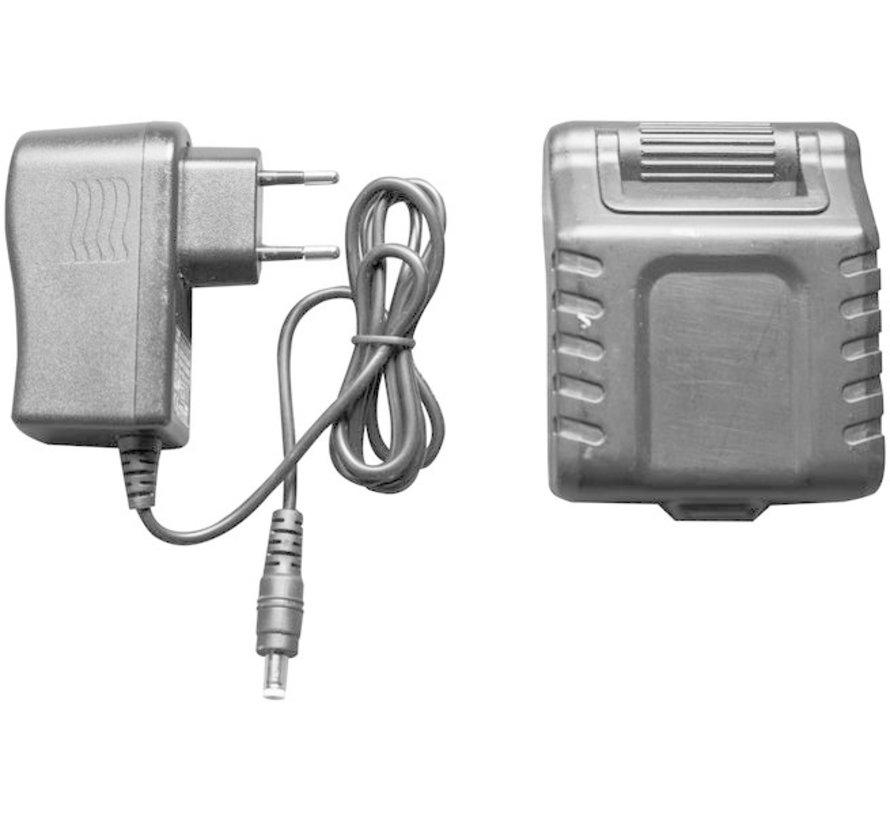 GUDE Benzinegrasmaaier Eco Wheeler 464.2 R Li-ES  Elektrische start