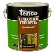 Tenco Tencomild Transparant Kastanjebruin - Tuinbeits - 2,5 Liter