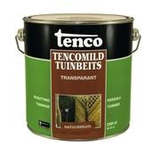 Tenco Tencomild Transparant Natuurbruin - Tuinbeits - 2,5 Liter