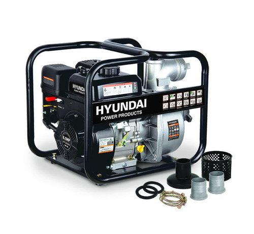 Hyundai Hyundai Benzine motorpomp  196CC - 6 PK (schoonwater)