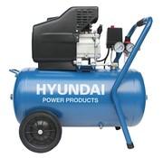 Hyundai Hyundai compressor 50L 8 bar met Vochtafscheider