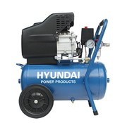 Hyundai Hyundai compressor 24L 8 bar met Vochtafscheider