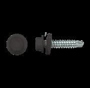 PGB Damwandschroef 35mm Ral 8019
