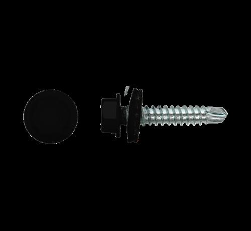 PGB Damwandschroef 35mm Ral 9005