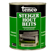 Tenco Tenco Steigerhoutbeits Whitewash - 1 Liter