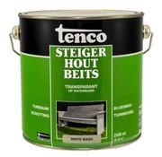 Tenco Tenco Steigerhoutbeits Whitewash - 2,5 Liter