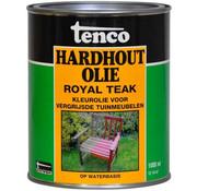 Tenco Tenco Hardhoutolie Royal Teak Waterbasis - 1 Liter
