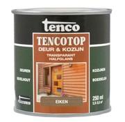 Tenco Tencotop Deur & Kozijn Transparant Halfglans Eiken - 250 ml