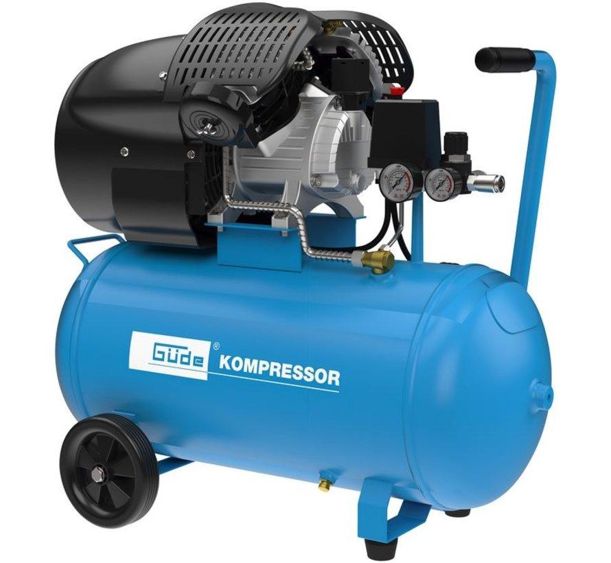 Gude Compressor 405/10/50 V-Blok - 15 Delige Set