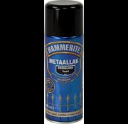 Hammerite Hammerite Metaallak  Spuitbus Hoogglans Zwart - 400 ml