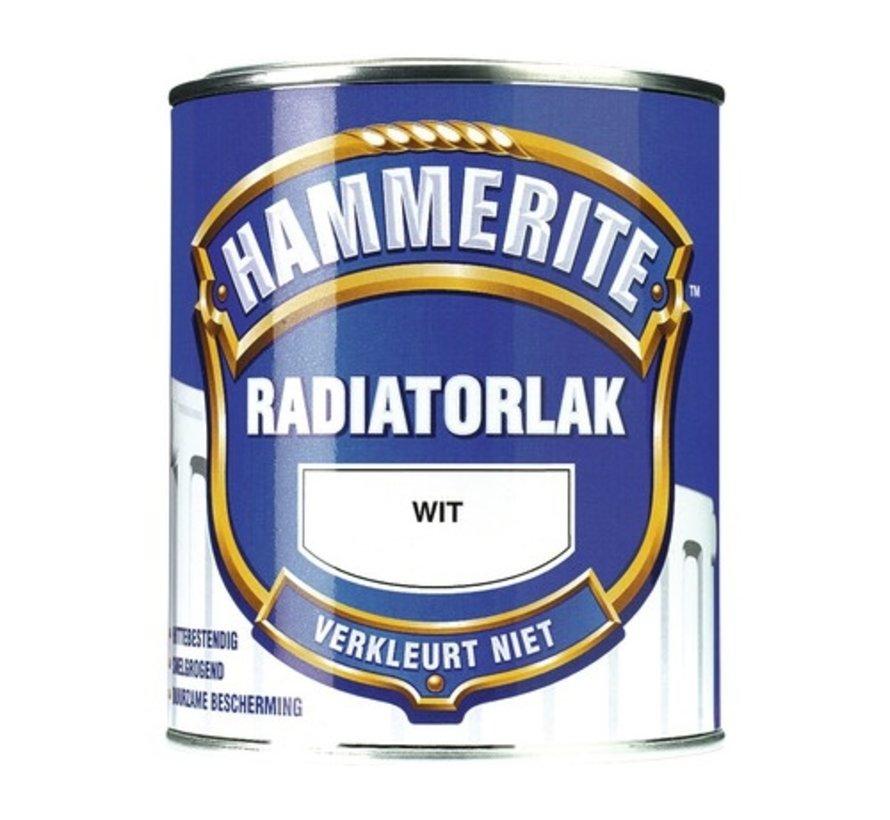 Hammerite Radiatorlak Wit - 750 ml