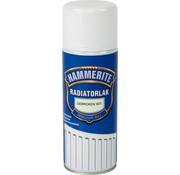 Hammerite Hammerite Radiatorlak Spuitbus Gebroken Wit - 400 ml