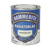 Hammerite Hammerite Radiatorlak Gebroken Wit - 750 ml