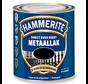 Hammerite metaallak hoogglans zilvergrijs - 250ml