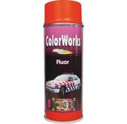 Motip Colorworks Spuitbus Red-Orange 400 ML