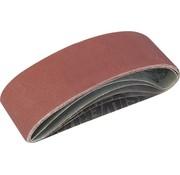 Silverline Schuurband 533x75mm 5 stuks Assorti