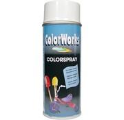 Motip Colorworks Spuitbus Colors HG Wit - 400ML