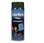 Motip Colorworks Spuitbus Colors Forrest Green - 400ML