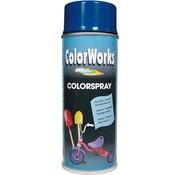 Motip Colorworks Spuitbus Colors Royal Blue - 400ML