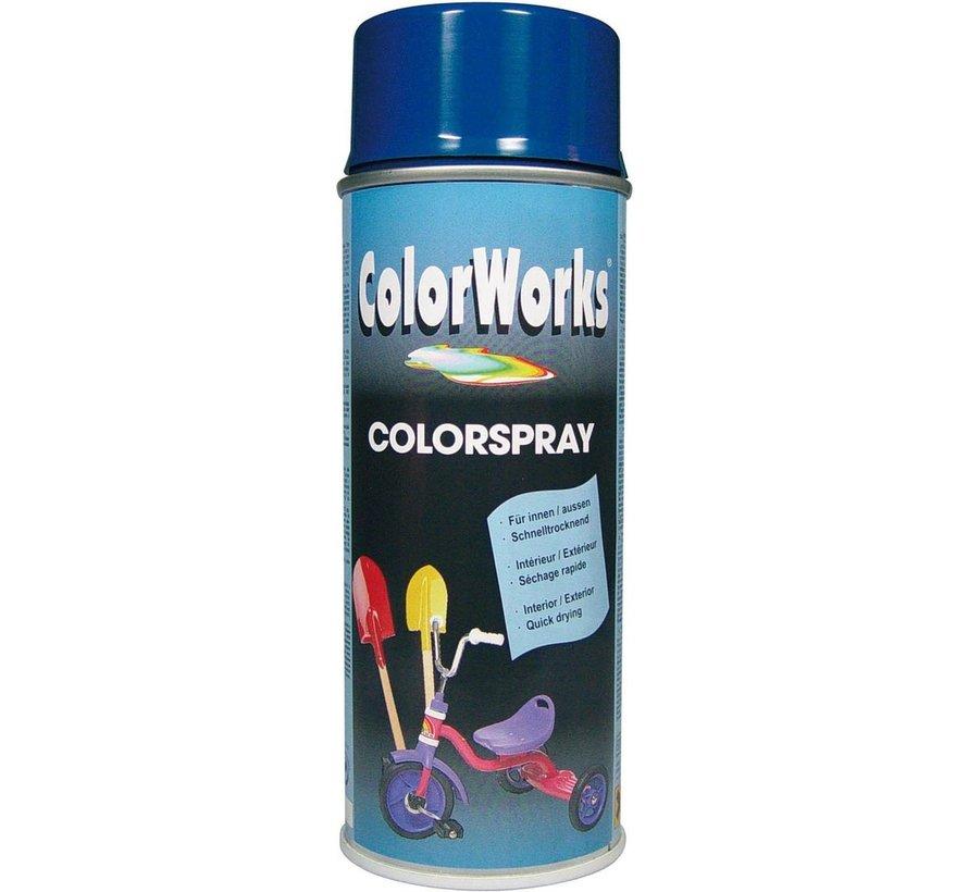 Colorworks Spuitbus Colors Royal Blue - 400ML