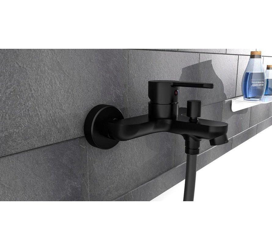 Denver Badkraan - Mengkraan 150mm mat zwart