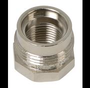 """Plieger Plieger comfort aansluitnippel recht 3/8"""" x M24"""