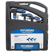 Hyundai Hyundai T-greep sleutelset 16-delig