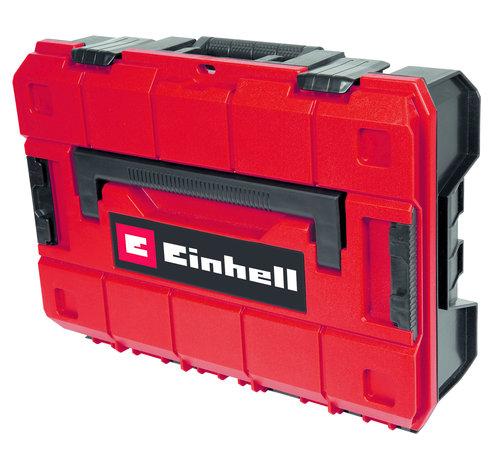 Einhell Gereedschap Einhell E-case S-F Stapelbare Systeemkoffer met Foam