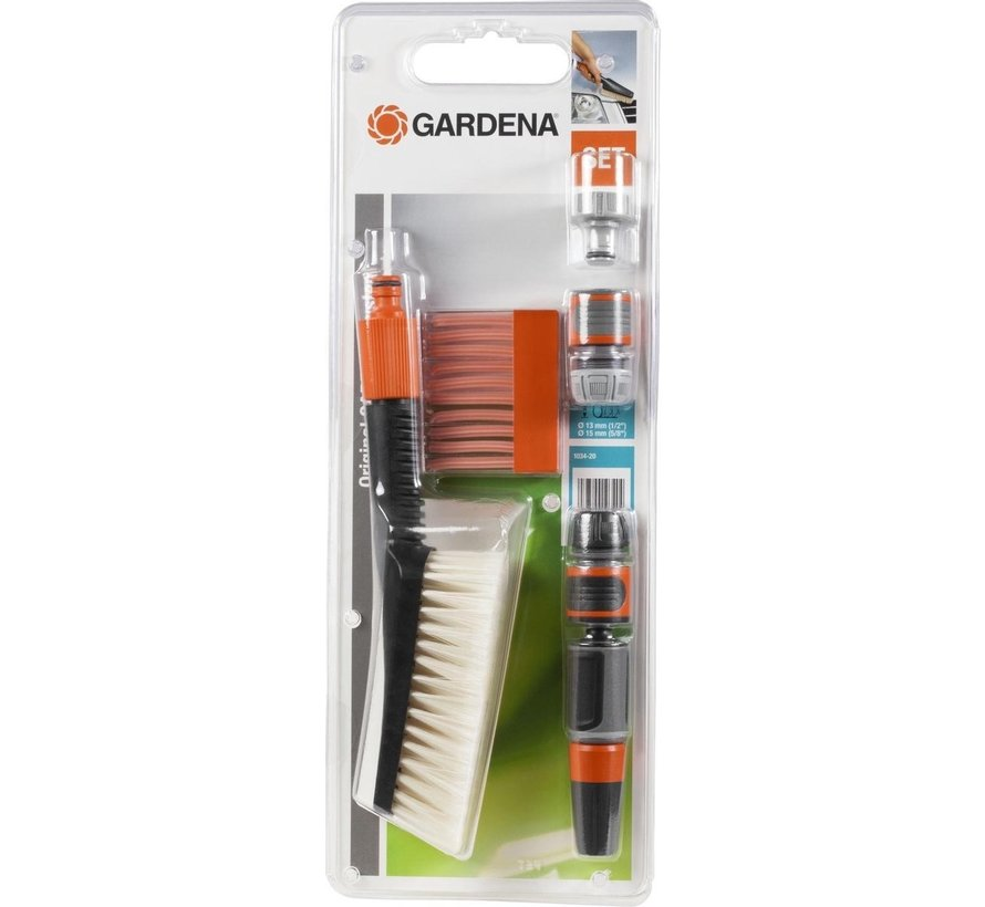 Gardena Autowasborstel Set 1034-20