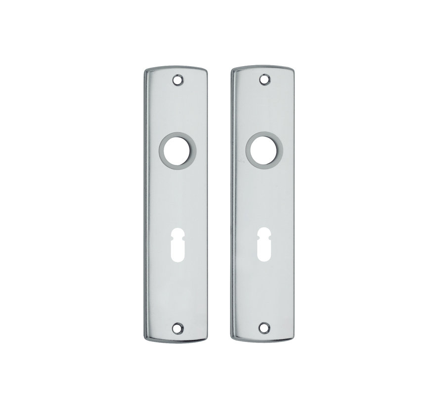 Deurschild Binnendeur Kruk-Sleutel 55mm SL55