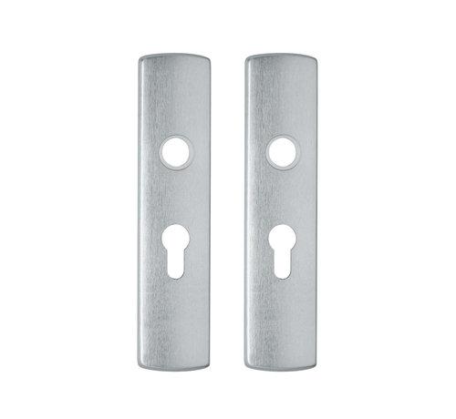Axa Deurschild Binnendeur Kruk-Cilinder 55mm PC55 Klik