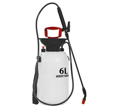 Talen-Tools Drukspuit 6 liter