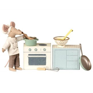 Maileg Maileg Cooking set