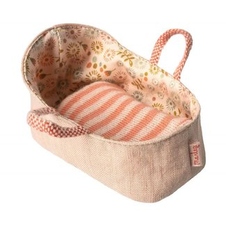 Maileg Maileg Baby My Carry Cot (Rose)