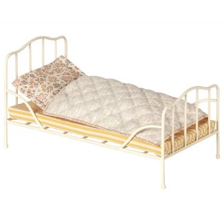 Maileg Maileg Vintage Bed Off White