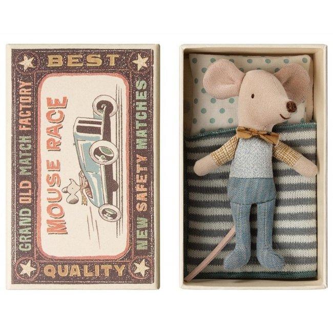 Maileg Maileg kleine broer muis in doosje – Little Brother