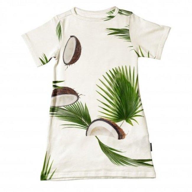 SNURK Snurk Coconut T-Shirt Dress