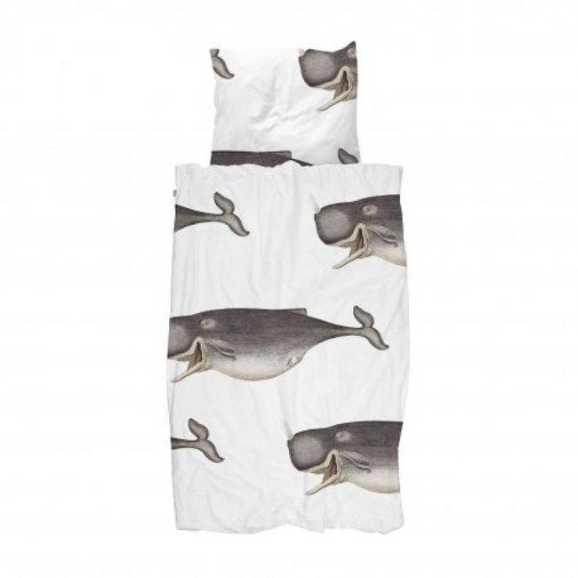 SNURK Snurk Whale Duvet Cover