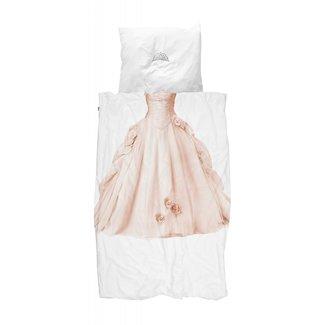 SNURK Snoring Princess Pink Junior Duvet cover
