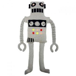 Meri Meri Meri Meri Party - Knitted Toy - Ziggy Robot - 70cm