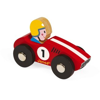 Janod Janod Story Racing Racer Red